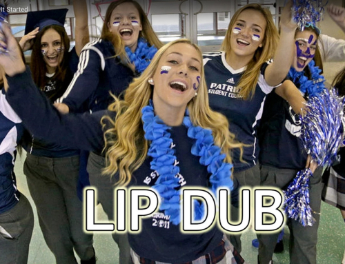 Lip Dub – Let's Get It Started